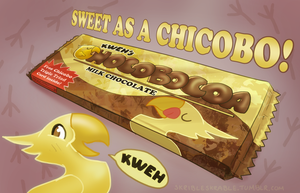 Chocobocoa by skribleskrable