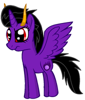 My OC Dark Blaze by maverickmam