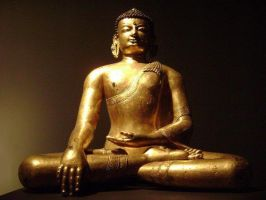 The Buddha by Lord-Karsus