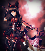 Rory Mercury - Gate by ManNamedGeorge