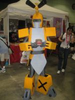 Metabee Cosplay by PirateVyse