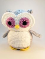 Owl Number 2! by craftyhanako