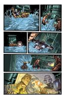 Color portfolio: Thunderbolts N. 159, pag7 by shiprock