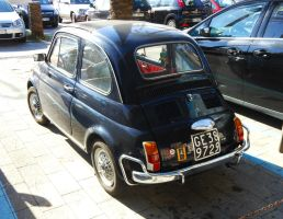 1969 Fiat 500 L by GladiatorRomanus