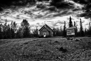 The Only Church by MeanDarkSmile