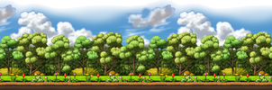 Maplestory Background 2 by BlueTailz