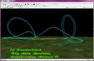 Slip Into Madness WIP Pic 1 by Coasterfreak
