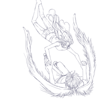 Fly away - WIP by chiili