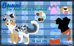 Bunni Reference 2013 by Bunniy