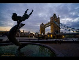 Tower Bridge by GMCPhotographics
