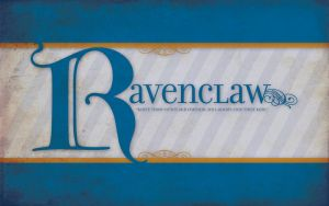 Ravenclaw Wallpaper by rinabina123