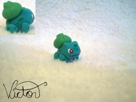 1 Bulbasaur by VictorCustomizer