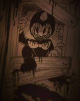Here is BENDY~ by Ask-Bendy-The-Demon