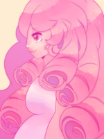 Rose Quartz by pekou
