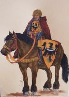 Polish Knight Henry IV Probus by Quenta-Silmarillion