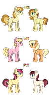 [OPEN] - Shipping Ponies Batch 4 by Featheries