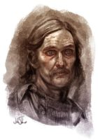Rust Cohle by johnshine