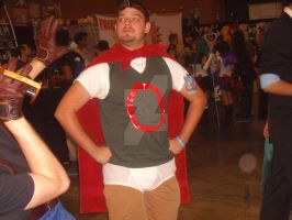 Never Fear, Quail Man is Here! by FirePhoenix94