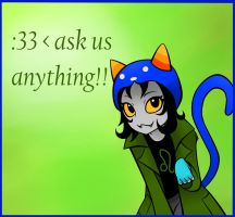 Ask the meowrails by LeijonNepeta