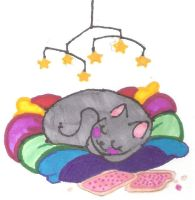nyan cat by claire8762