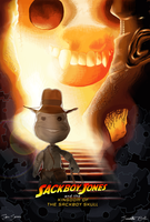 Sackboy Jones by Gotrea