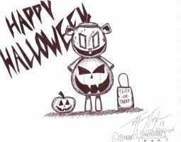 punkin shmee - contest entry by InkMunkY