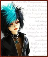 Teal's Shopping List by Harlequin-Elle