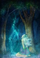 Midsummer Night's Dream by X-babe
