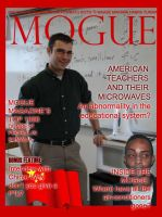 MOGUE Magasin 3d issue by AlexeiKazansky