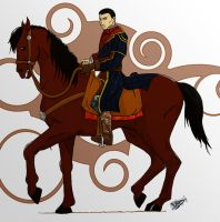 Niccolo Machiavelli by Shinra-Creation