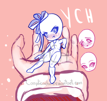 YCH: [CLOSED] Give a chibi by Complicada