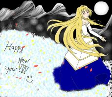 Happy new year! by Gisux