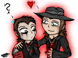 Happy Valentine's Day I guess by R-D-V-fan