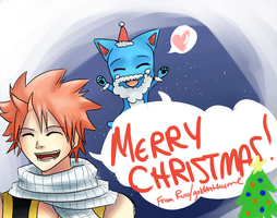 Merry Christmas tumblybox by goldenthyme