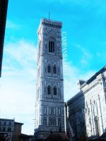 ''Campanile di Giotto''  Firenze by DemixOne