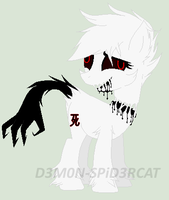 .:NEW OC:. iNSAniTY by BloodIust