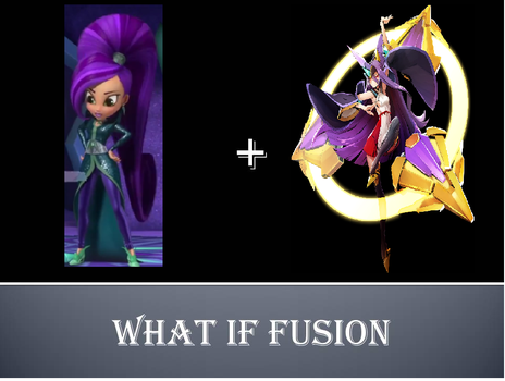 What if Zeta and Izanami Fusion by YDKJGuy-Towers