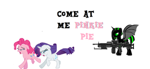 Me Killing Pinkie Pie (For Controller Skies) by brony4all