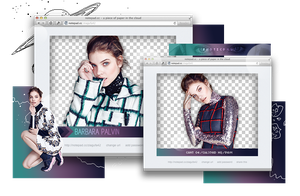 Pack png 1020 // Barbara Palvin. by ExoticPngs