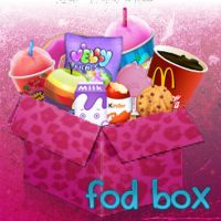 food box by alenet21tutos