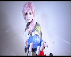 Lightning (Final Fantasy XIII) gif by ver1sa