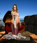 because mermaids hate pirates VI by sirenabonita