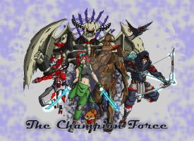 The Champoin Force by future--art