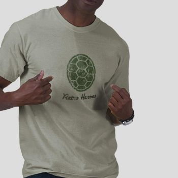 Super Turtle by RetroHeroesClothing