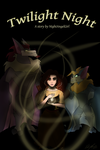 Twilight Night poster - CONTEST by Luna1502