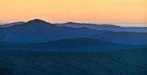 Great Dividing Range by DrewHopper