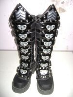Glaurung Boots by VioletteChimaera