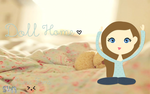 Doll Home by NoMeOlvides114
