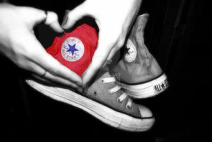 Converse Love by rgtots