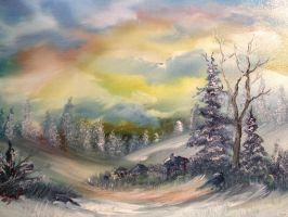Winter by SCVincent